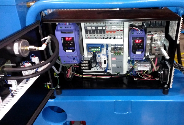 Factory Automation | Custom Machines | robotics